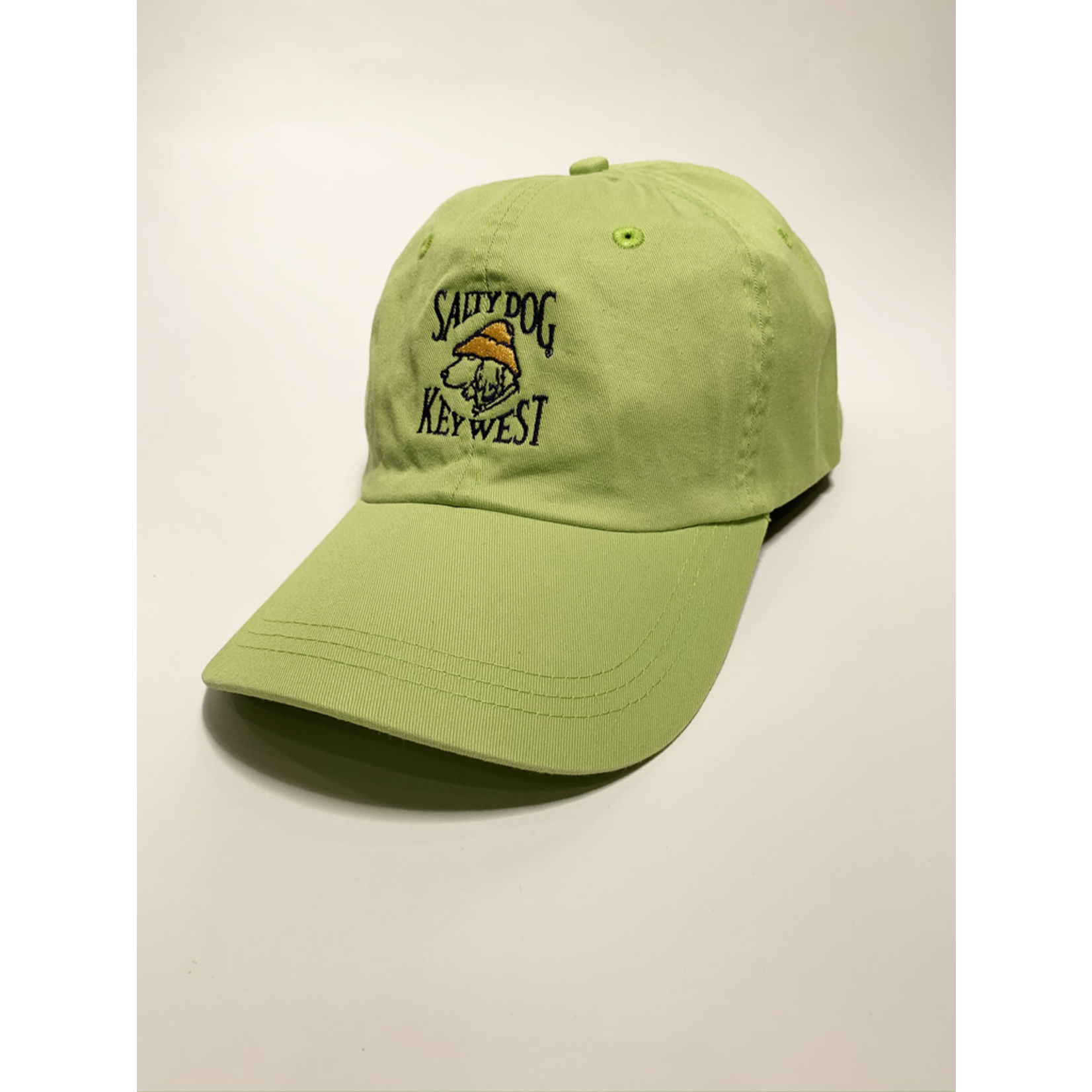 KW Hat - Pigment Dyed, Lime