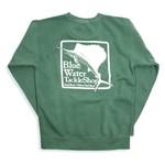 BW Stonewash Sweatshirt Light Green