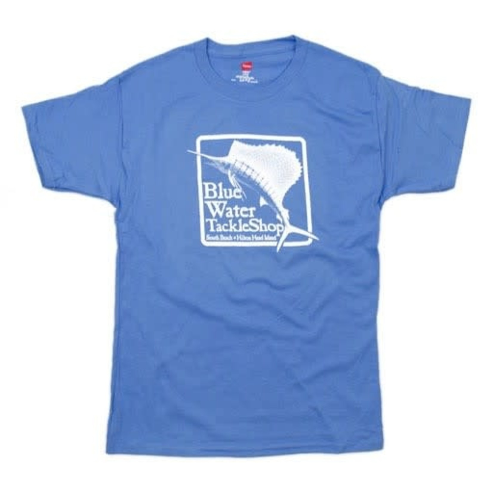 BW Youth Sailfish S/S Carolina Blue