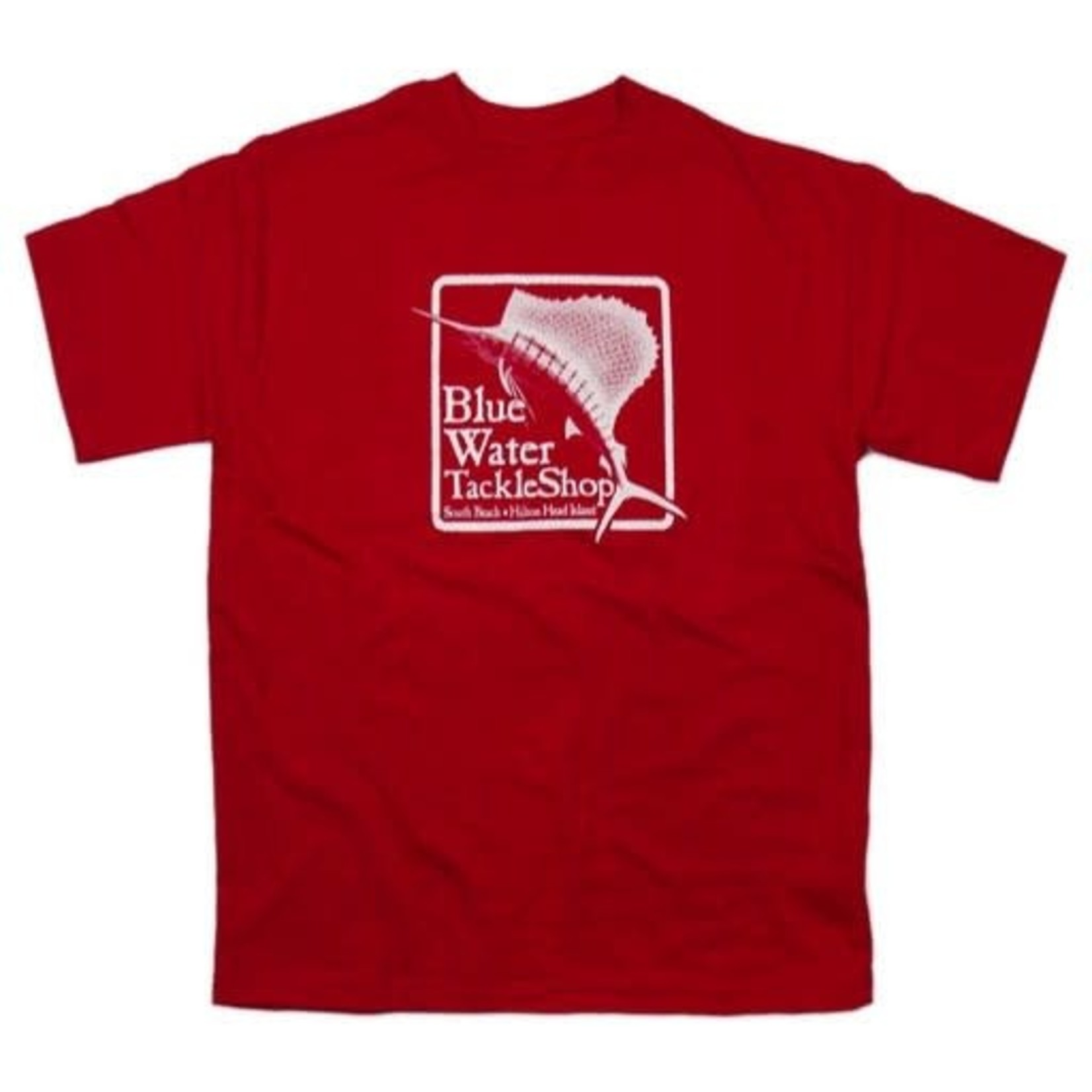 BW Youth Sailfish S/S Red