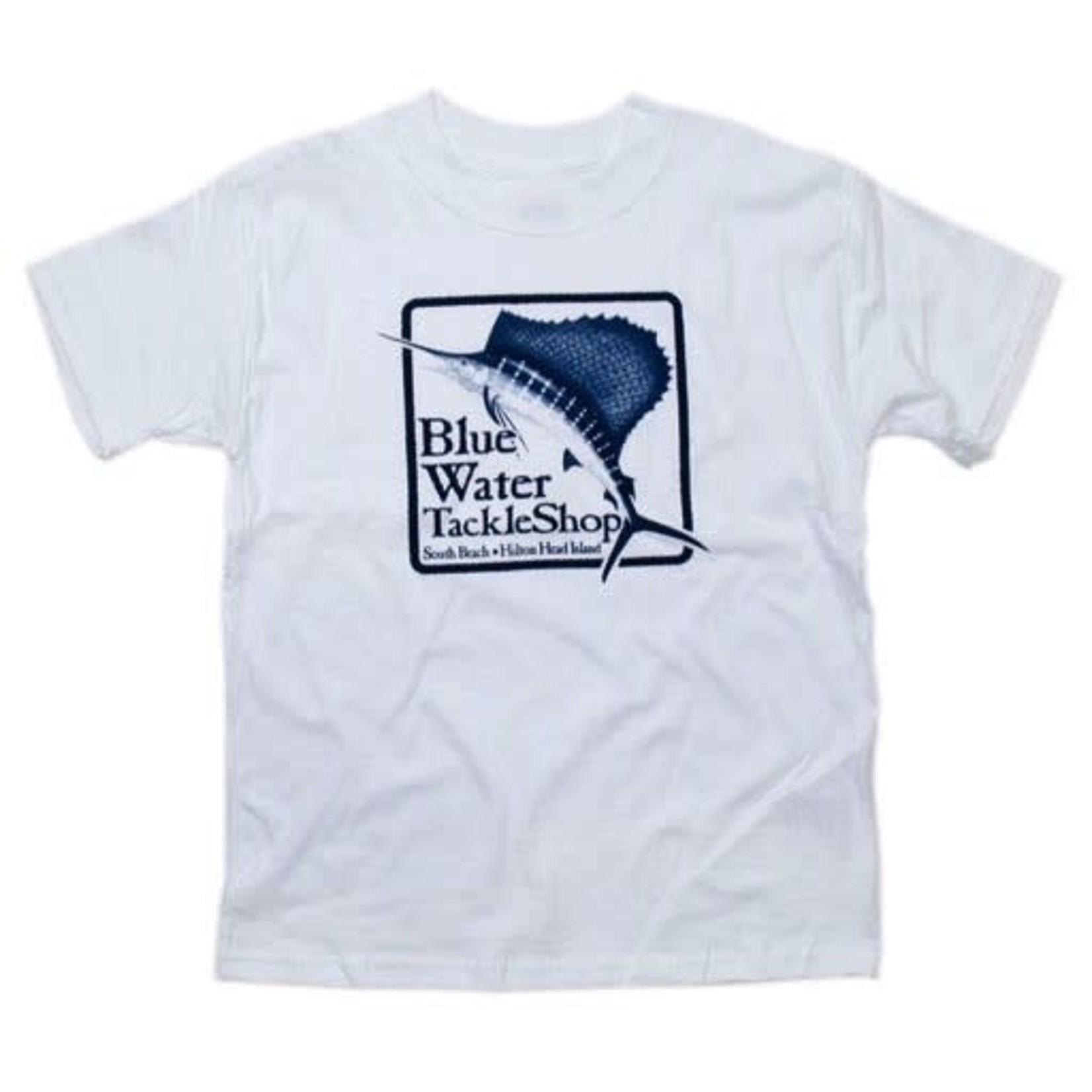 BW Youth Sailfish S/S White