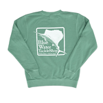 BWB Stonewash Sweatshirt Mint