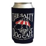 Can Holder - Patriot Dog, Navy
