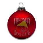 Christmas Ornament - Logo - Red