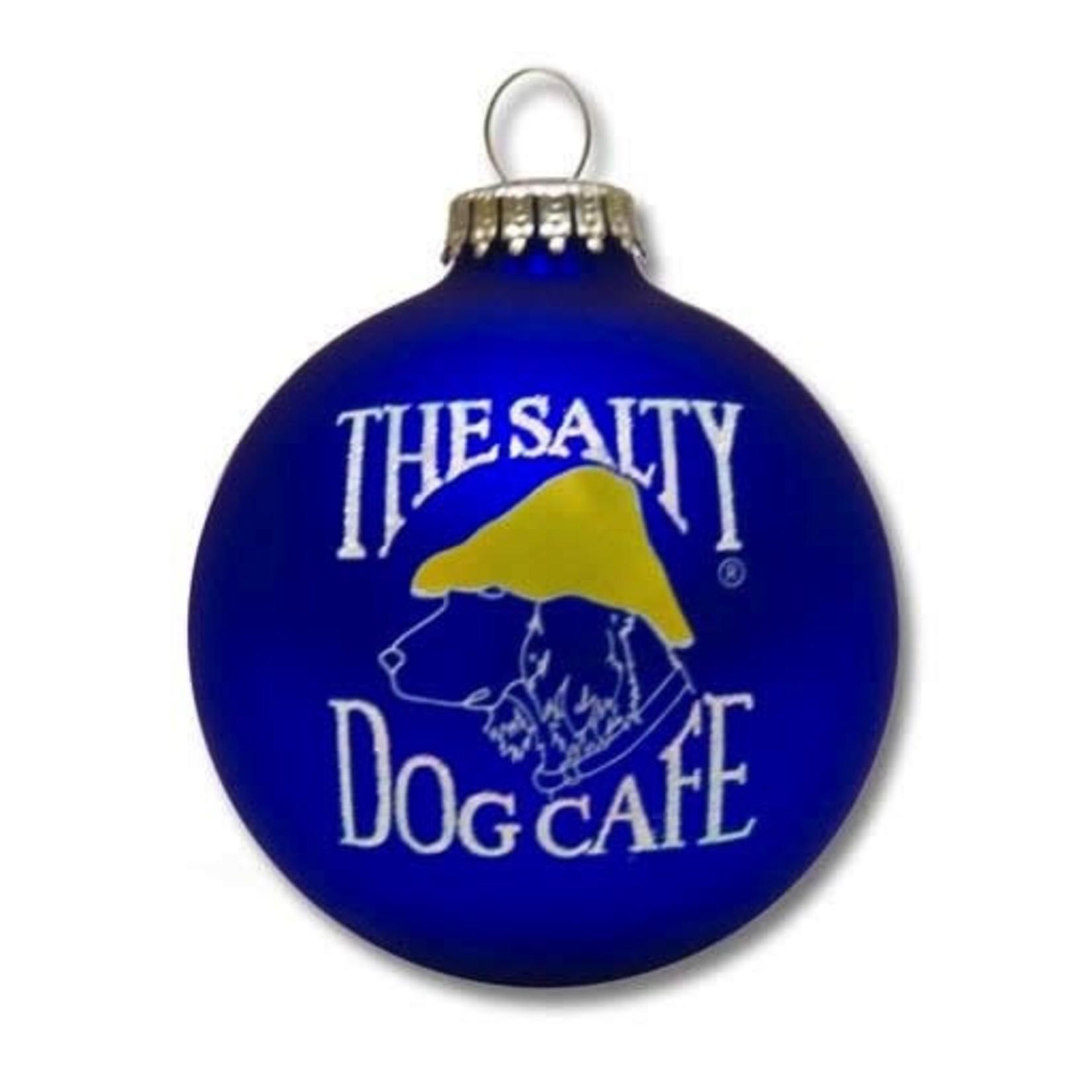 Christmas Ornament - Logo - Royal