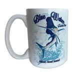 Coffee Mug - Sailfish 4C, WH, 13.5 oz