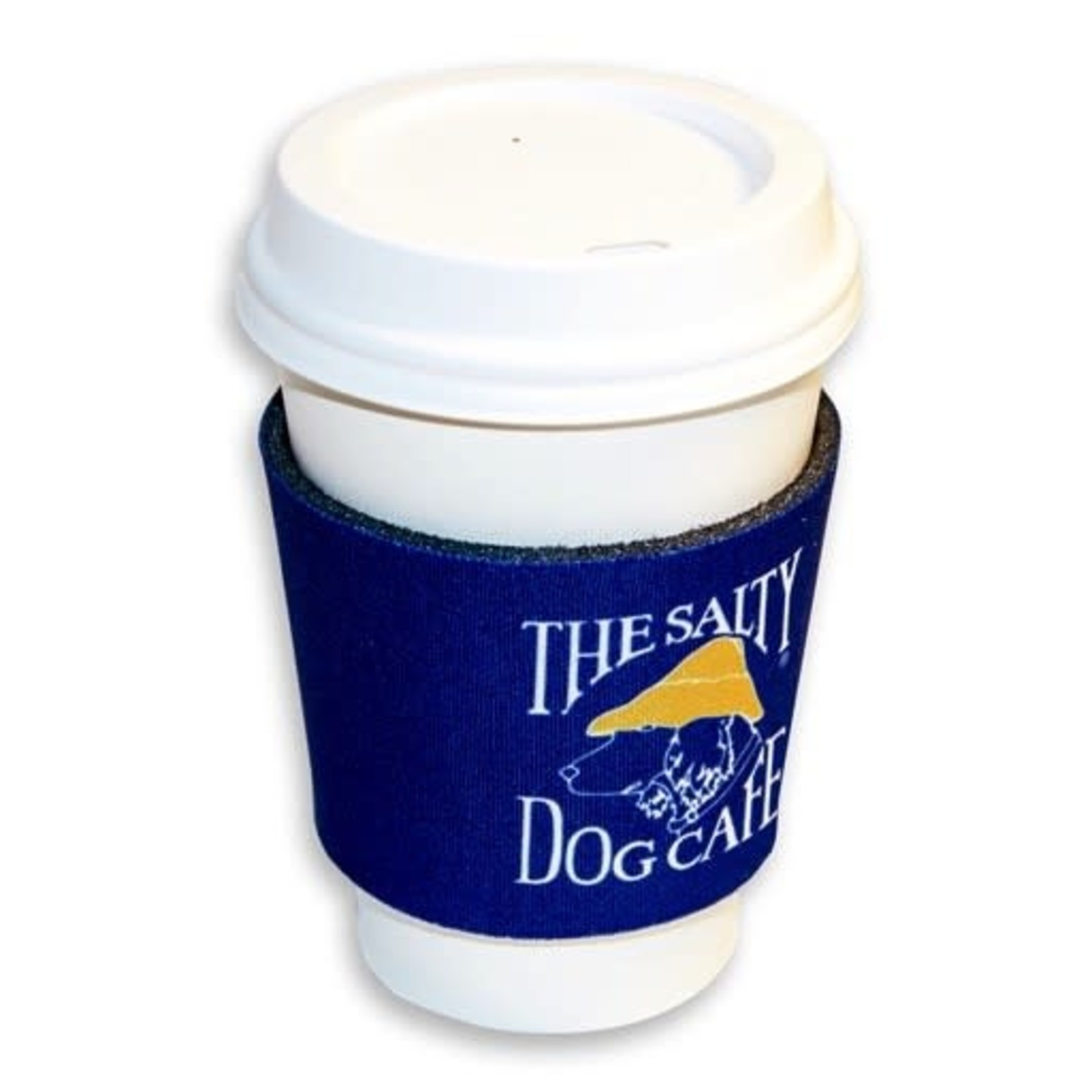 Coffee Sleeve, Blue