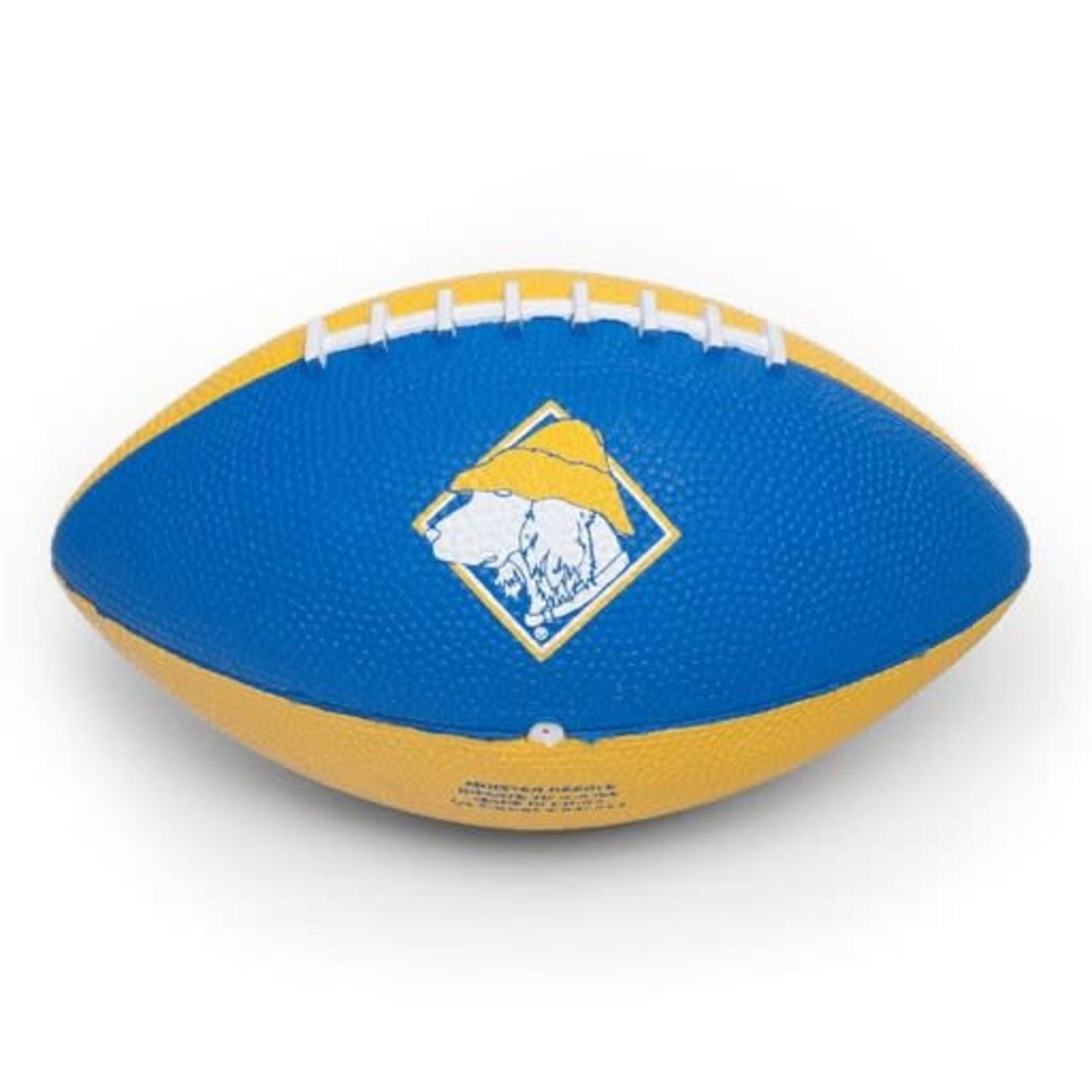 Football - Blue/Yellow - Rubber