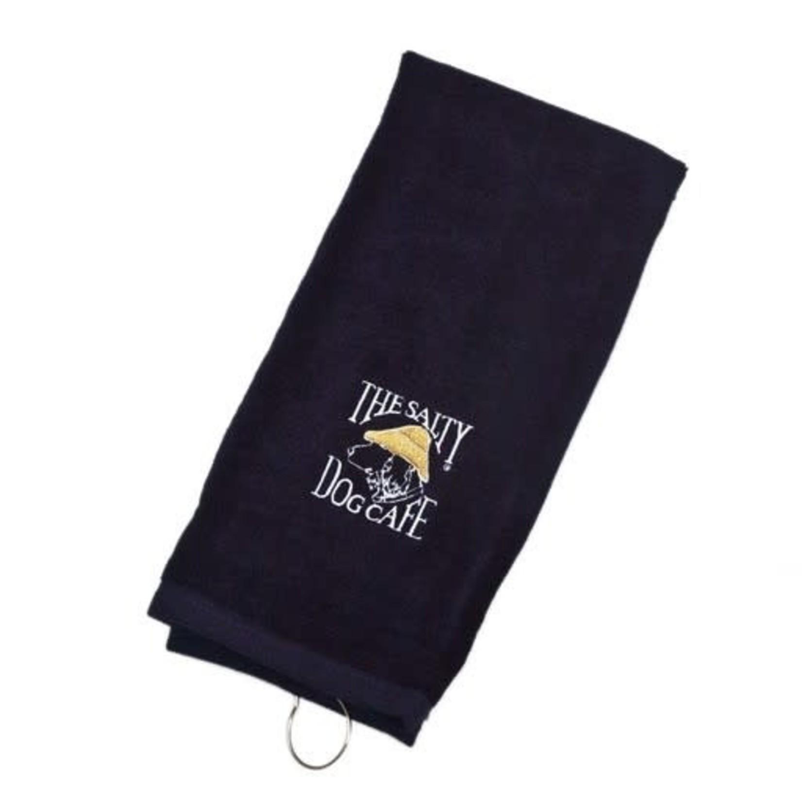 Golf Towel - Navy