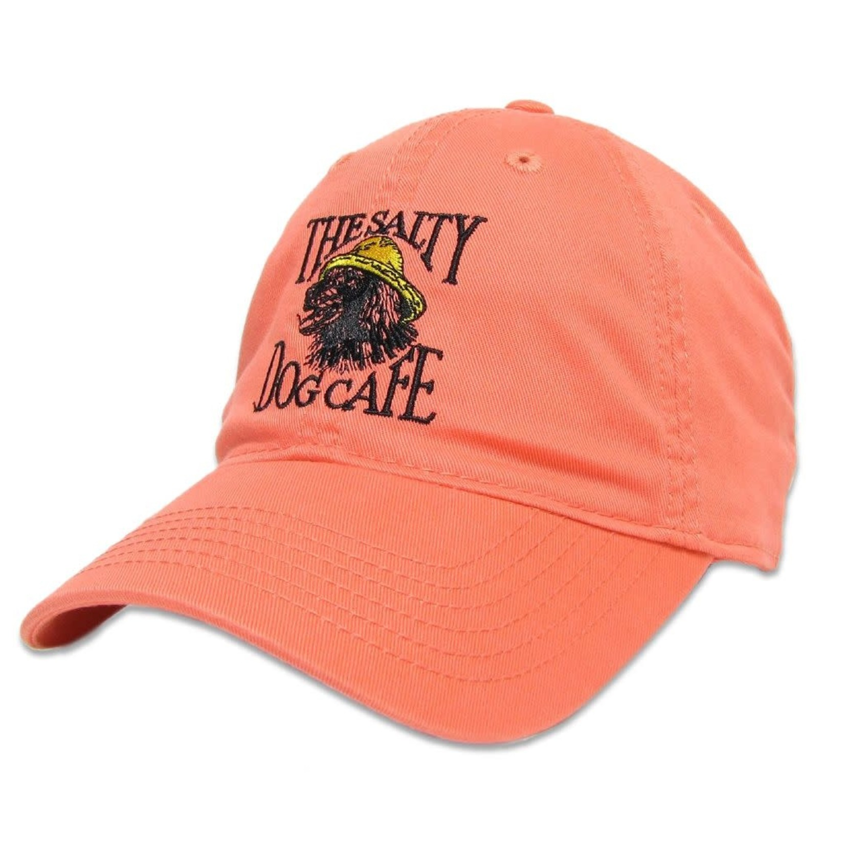 Hat - Relaxed Twill - Vintage, Coral, Adult