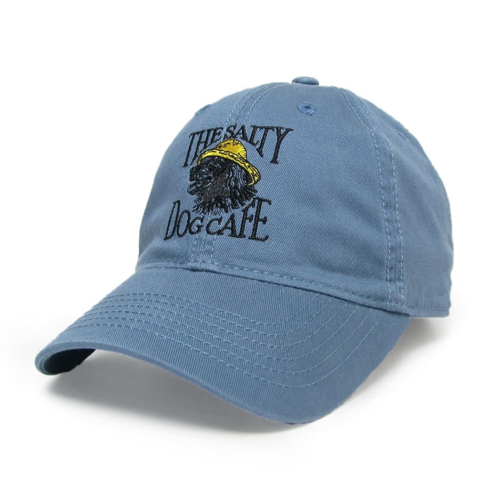 Hat - Relaxed Twill - Vintage, Lake Blue, Adult