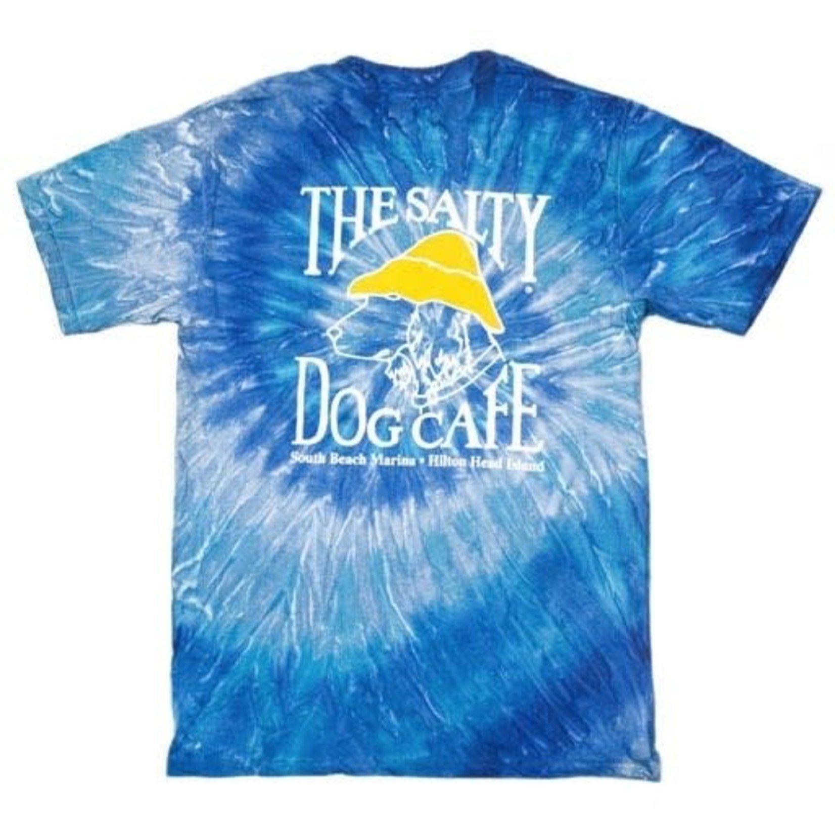 Tie-Dye S/S Blue Jerry