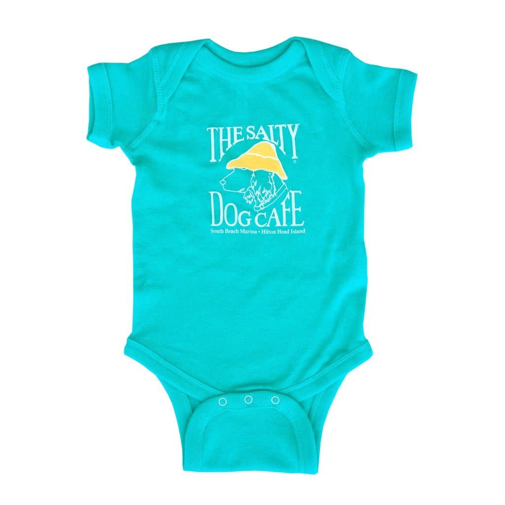 Infant Romper Caribbean