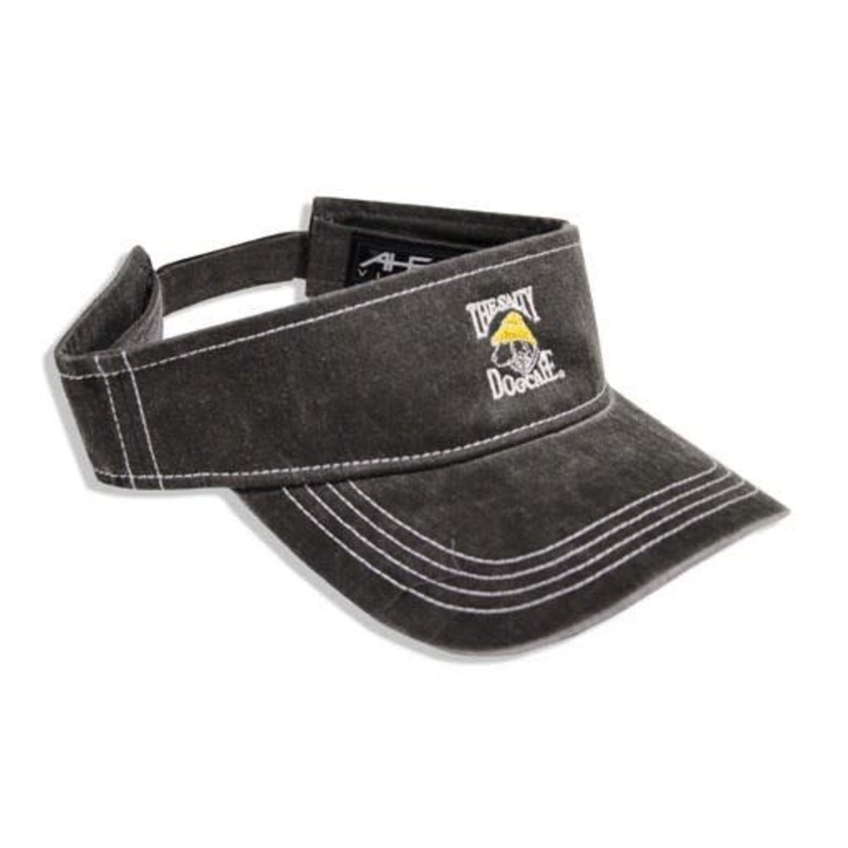 Visor - Pigment Dyed - Charcoal - Adult