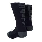 Socks-Salty Dog, Black/Grey