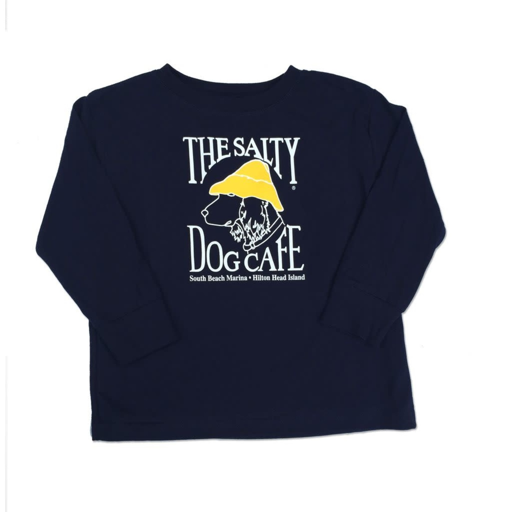 Toddler Jersey T L/S Navy