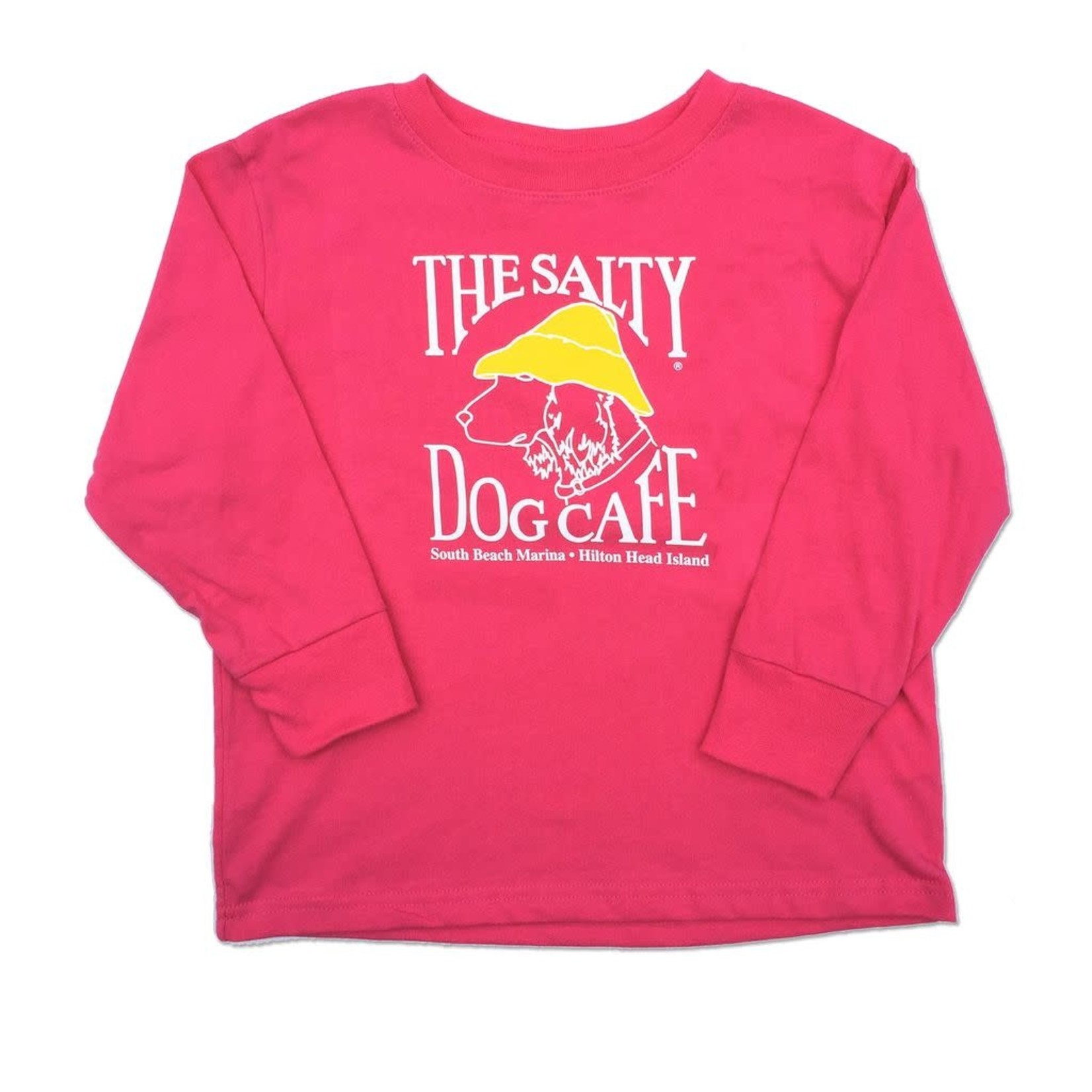 Toddler Jersey T L/S Hot Pink