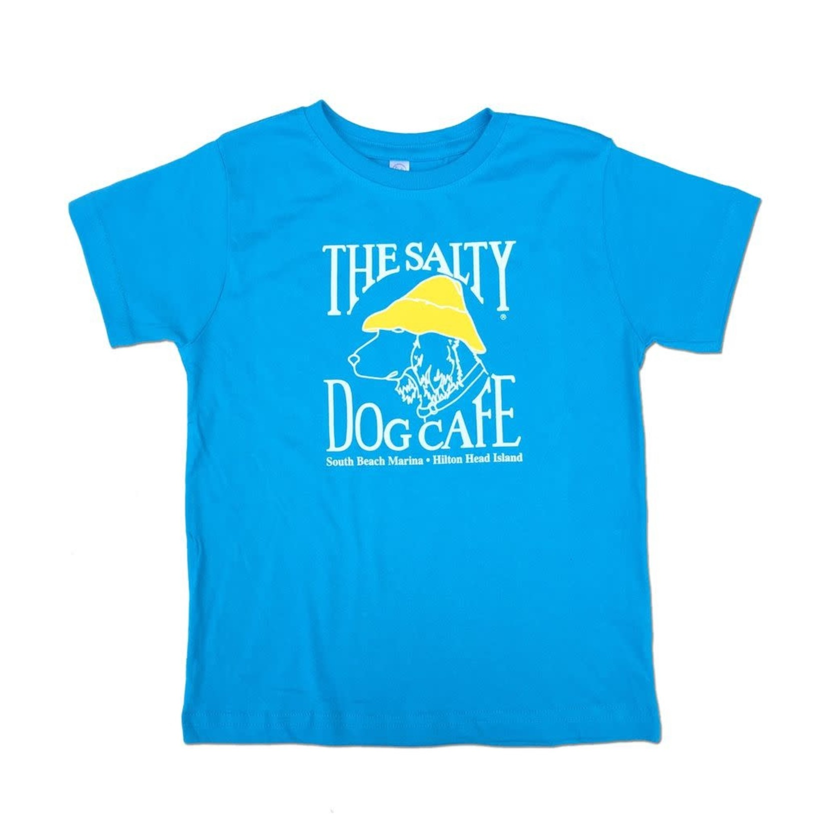 Toddler Jersey T S/S Turquoise