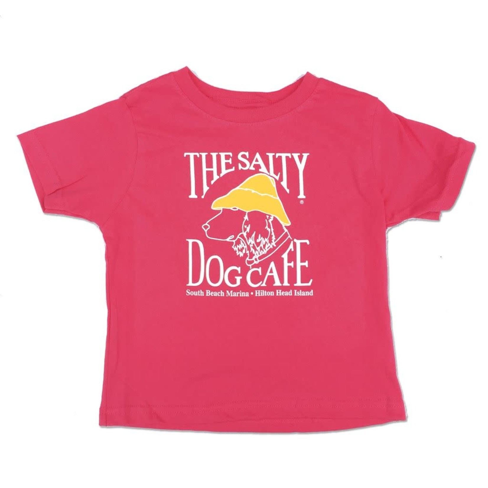 Toddler Jersey T S/S Hot Pink