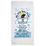Silly Bath Towel - 20 X 34