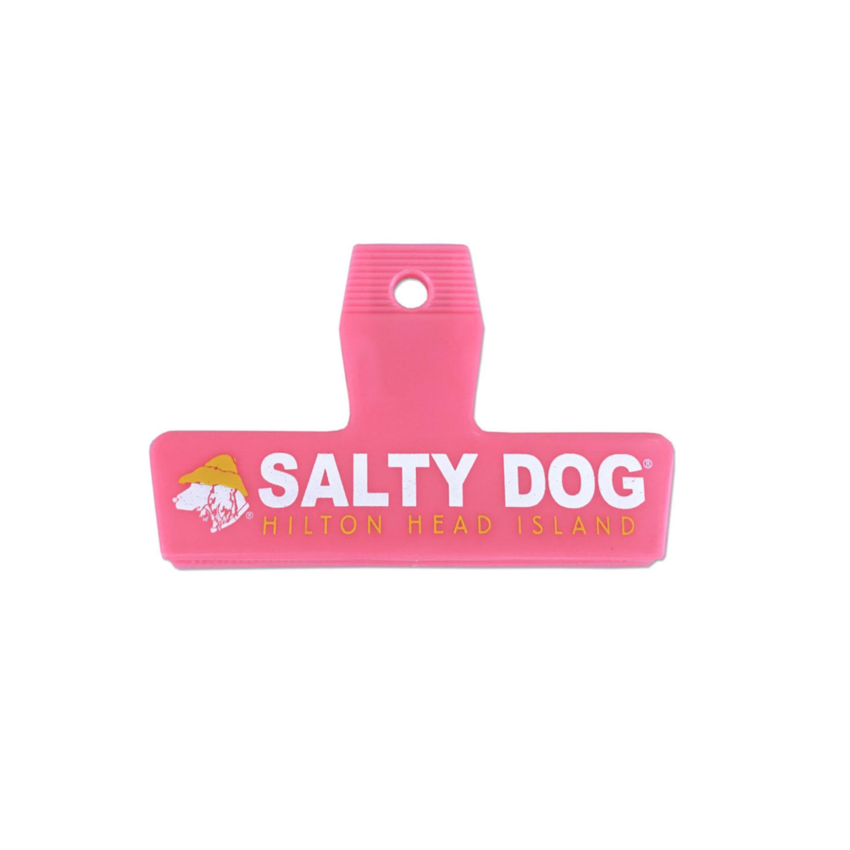 Bag Clip, Hot Pink