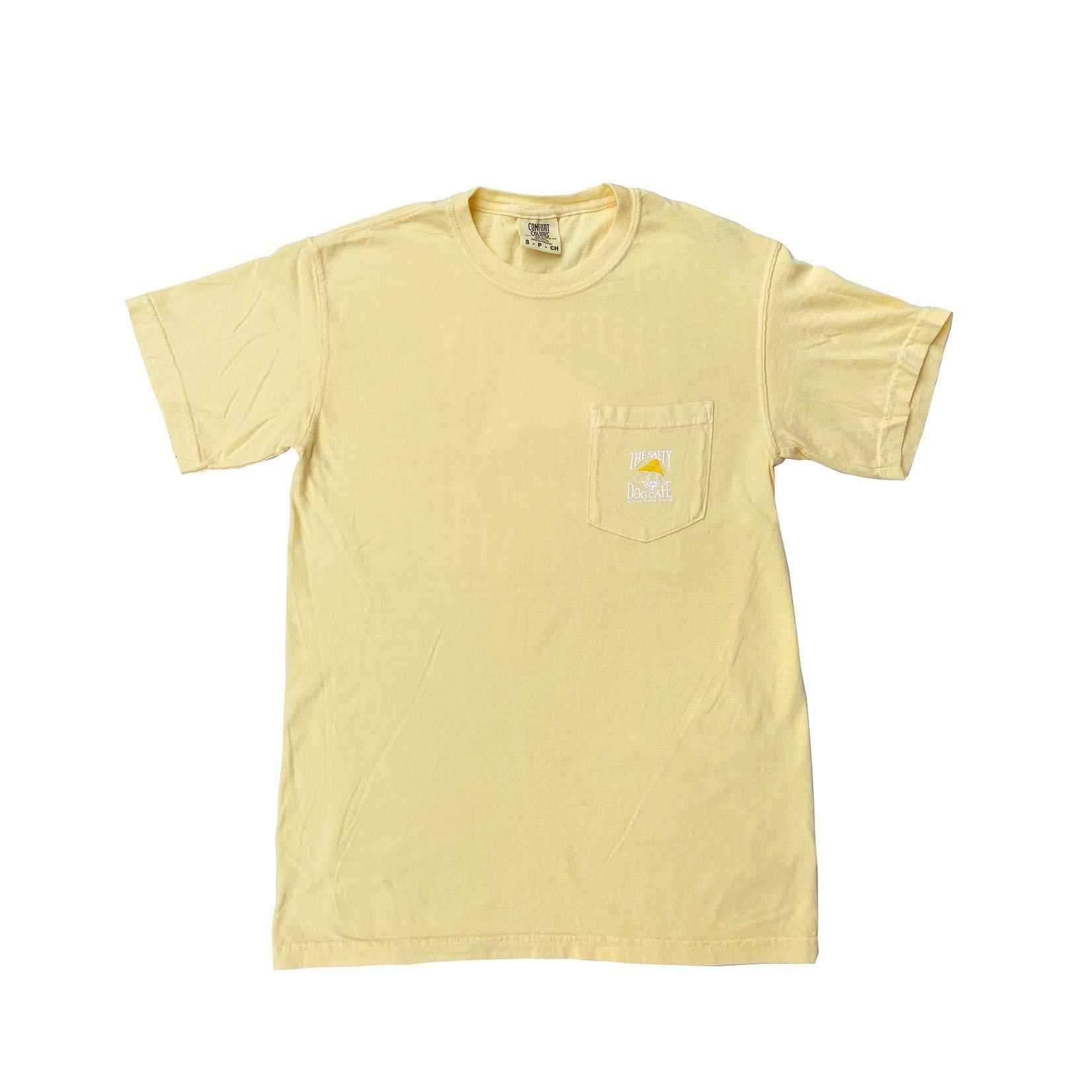 Comfort Soft S/S-Pocket Butter