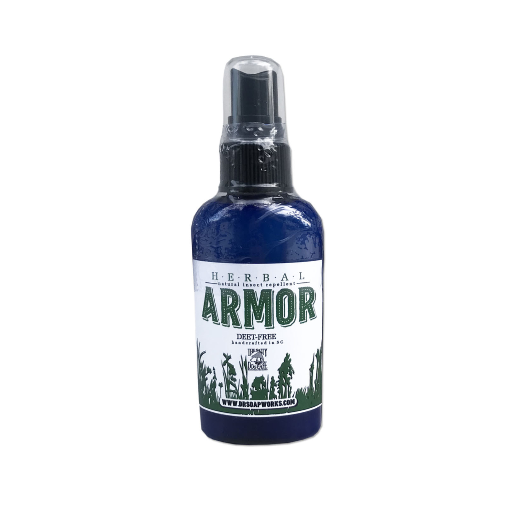 Herbal Armor Insect Repellent - 2oz