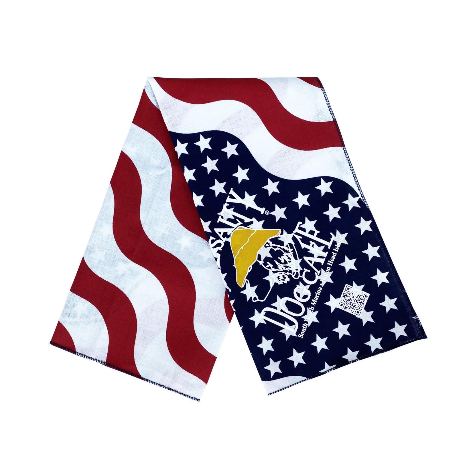 Bandana American Flag