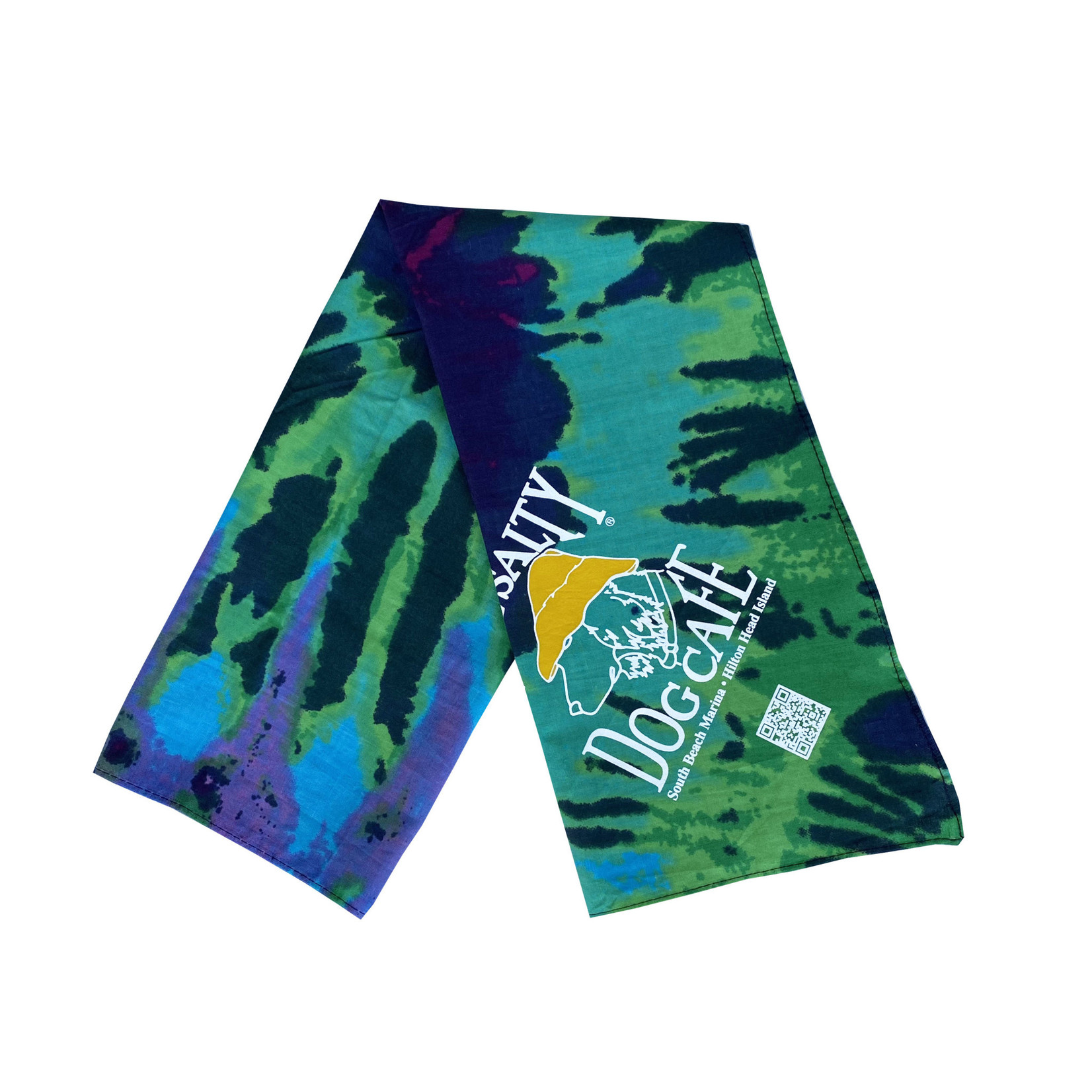 Bandana Surge Tie Dye