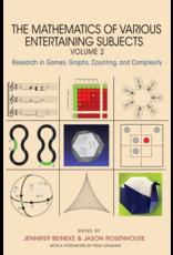 BODV The Mathematics of Various Entertaining Subjects, Volume 2