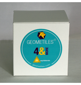 GATO Geometiles - 4&More Equilateral Triangles