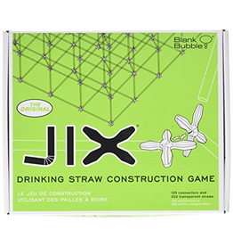 GATO JIX, The Drinking Straw Construction Set