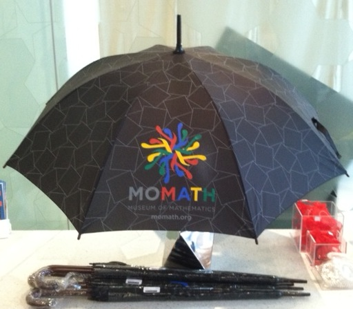 HOME MoMath Umbrella