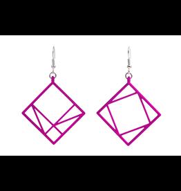 JEWE Cofactor Pythagorean Theorem Earrings