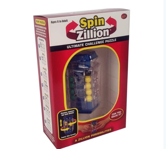 PUZZ Spin Zillion Puzzle