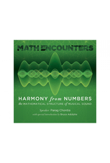 BODV Math Encounters | Harmony from Numbers - The Mathematical  Structure of Musical Sound (DVD)