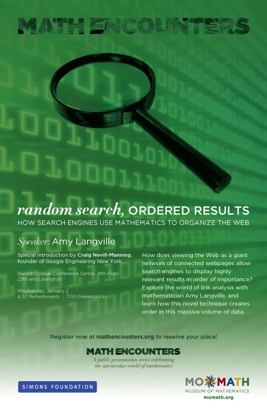 BODV Math Encounters | Random Search, Ordered Results (DVD)