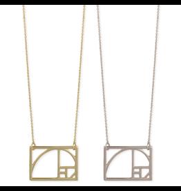 JEWE Golden Ratio Necklace