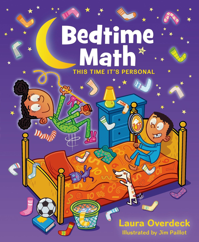 BODV Bedtime Math: This Time It's Personal