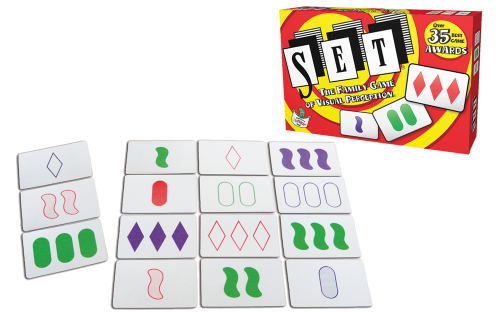 GATO SET Card Game