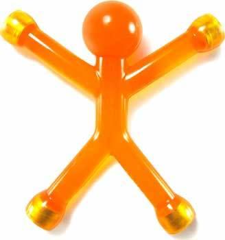HOME Mini Q Man Orange