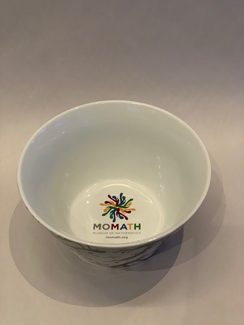 HOME MoMath Pi Bowl