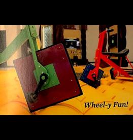 TRIN Wheel-y Fun Postcard