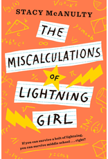 BODV The Miscalculations of Lightning Girl (Paperback)