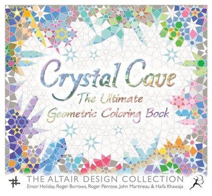 BODV Crystal Cave: The Ultimate Geometric Coloring Book