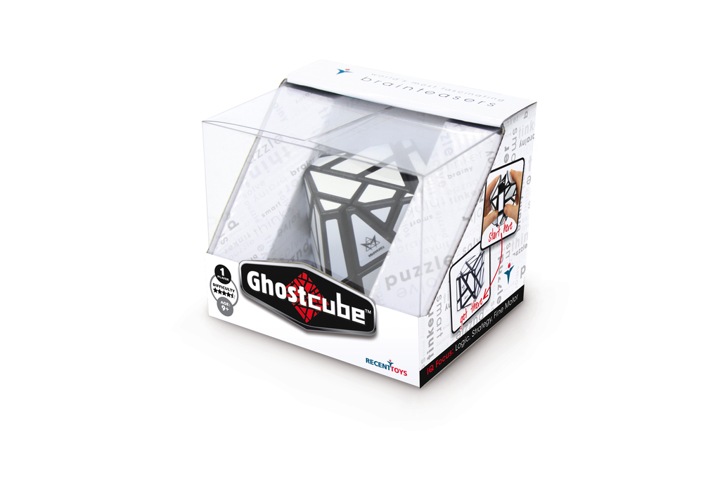 PUZZ Ghost Cube Puzzle
