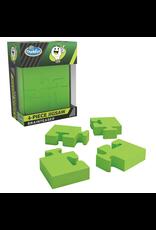 GATO Pocket Brainteaser: 4-Piece Jigsaw Puzzle