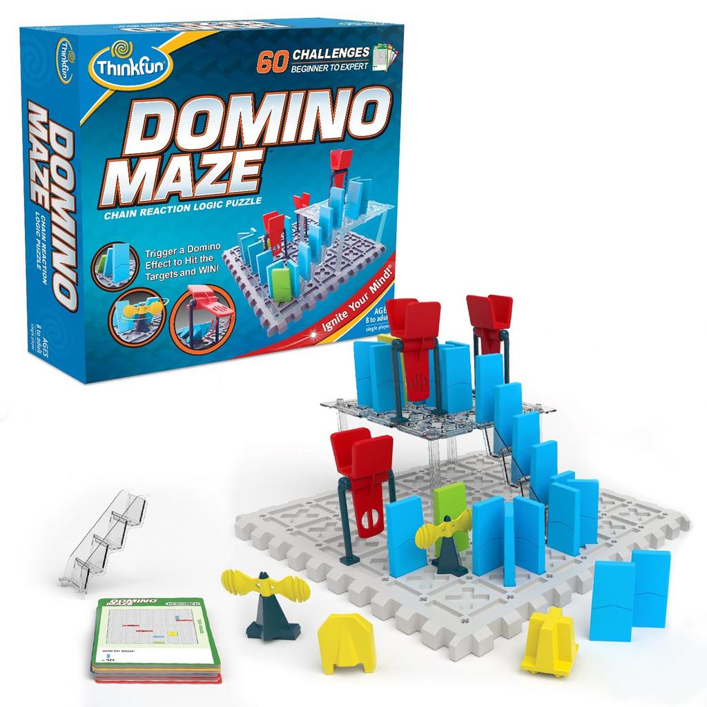 GATO Domino Maze