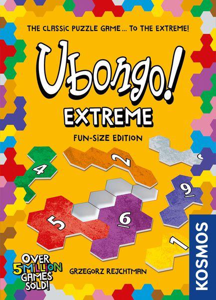 GATO Ubongo! Extreme (Fun-size Edition)