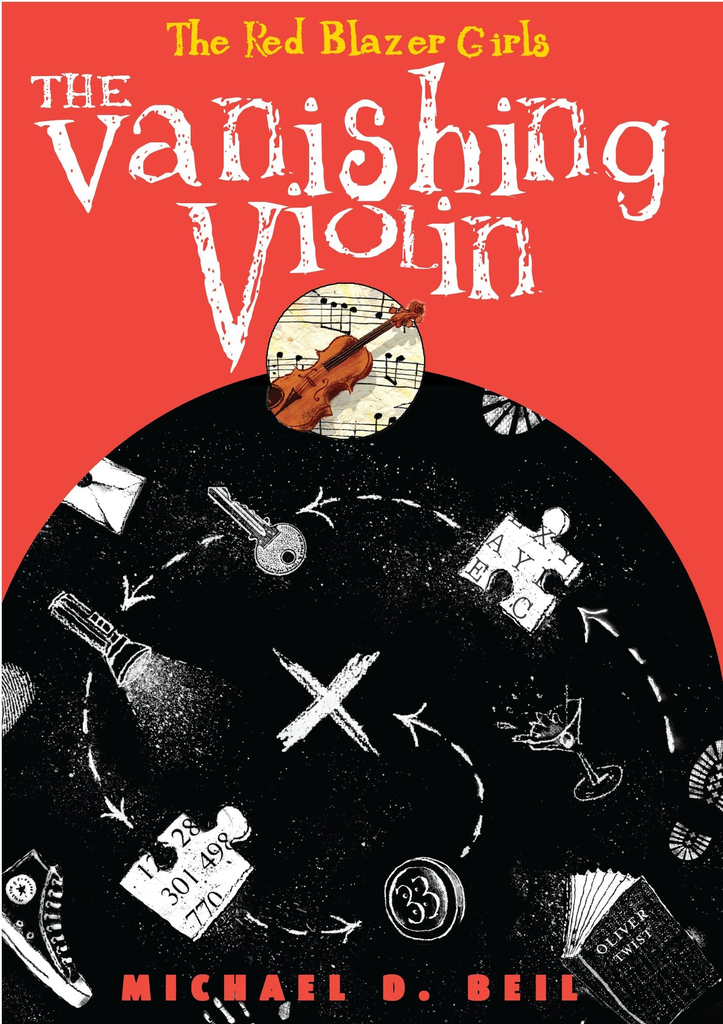 BODV The Red Blazer Girls: The Vanishing Violin